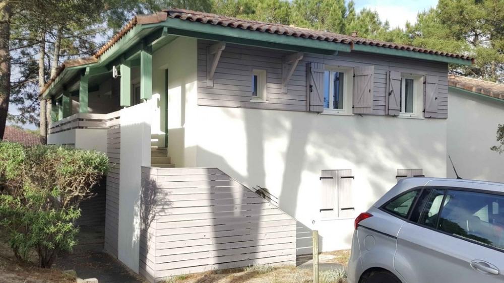 Location vacances Moliets-et-Maa -  Appartement - 6 personnes - Télévision - Photo N° 1