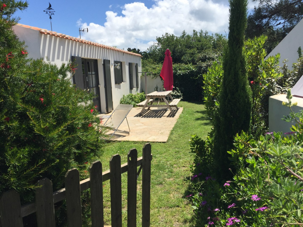 House in l 39 le d 39 yeu for 5 people 60m2 90687354 - Location ile d yeu maison ...