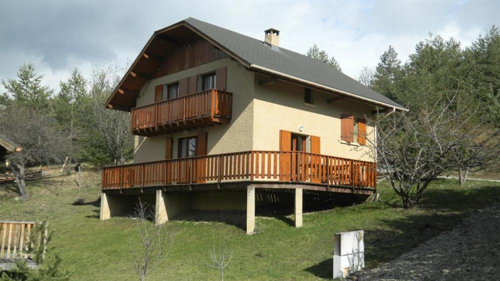 Ferienwohnungen Barcelonnette - Haus - 8 Personen - Grill - Foto Nr. 1