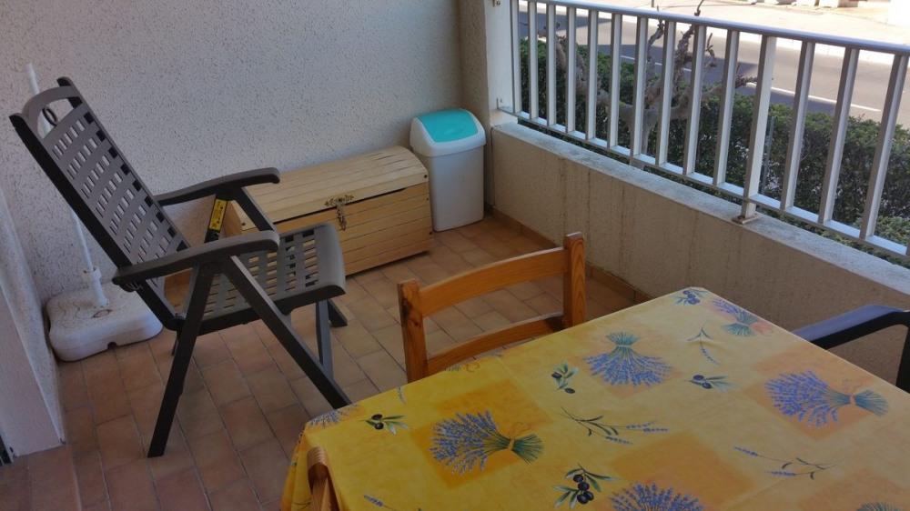 Appartement pour 4 pers. avec piscine, Agde