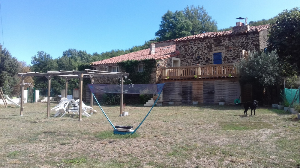 Holiday rentals La Bastide - House - 8 persons - BBQ - Photo N° 1