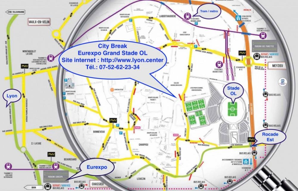Situation Plan