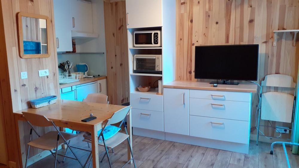 Location vacances Montclar -  Appartement - 4 personnes -  - Photo N° 1