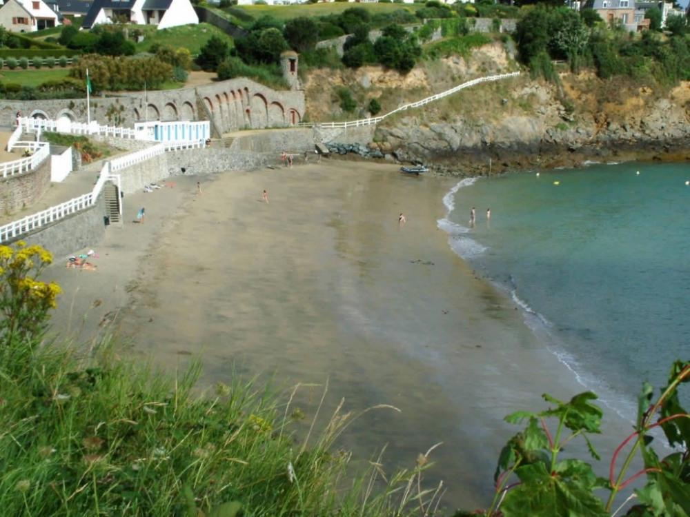 plage de la comtesse