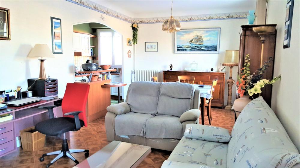 Appartement 55 m² lumineux 2 à 4 personnes en Résidence à Royan