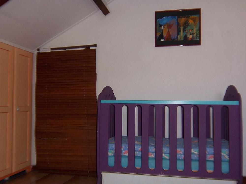 chambre parentale : lit de BB