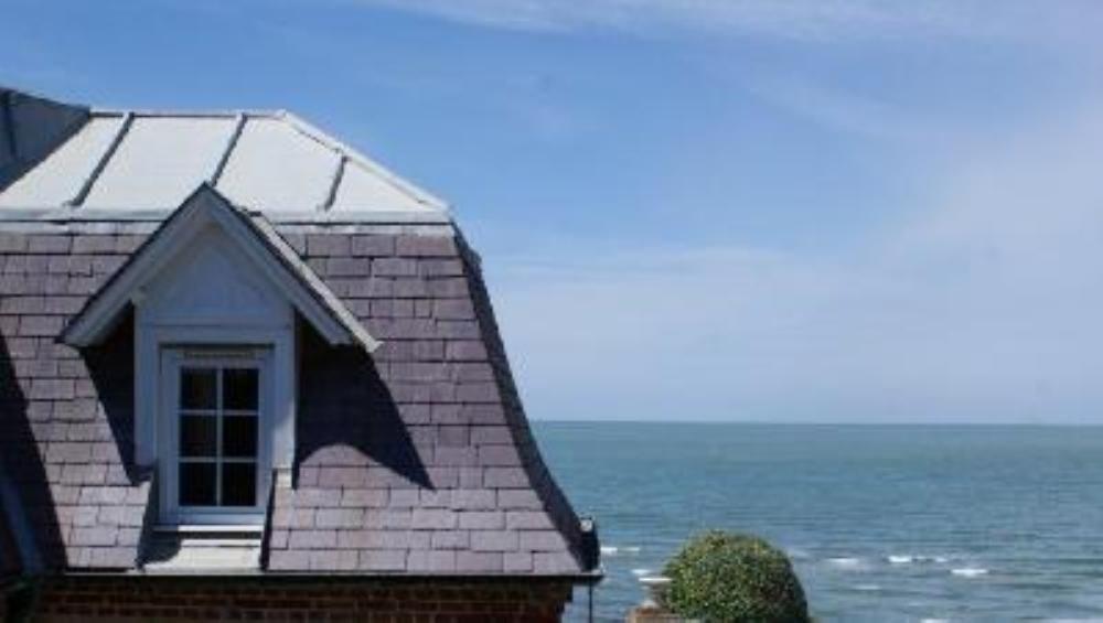 Maison pour 6 personnes au bord de la plage