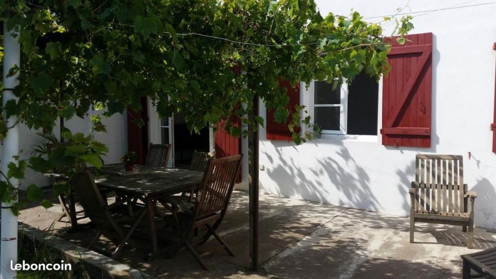Location vacances Ciboure -  Maison - 8 personnes - Chaise longue - Photo N° 1