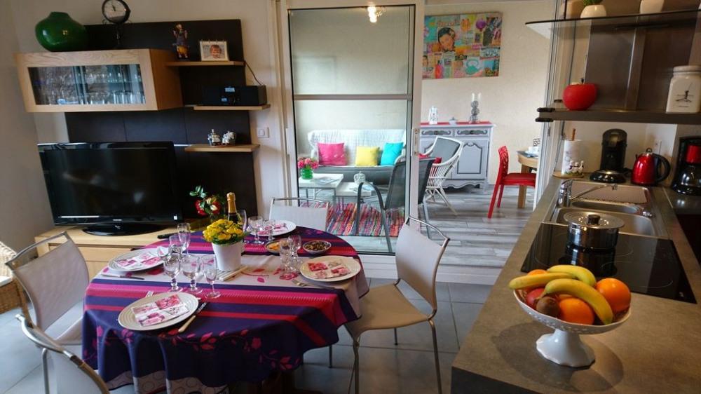 Location vacances La Forêt-Fouesnant -  Appartement - 4 personnes - Chaîne Hifi - Photo N° 1