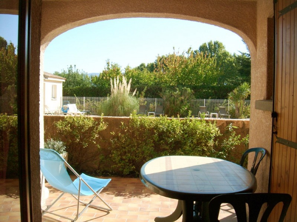 terrasse appartement (type A)