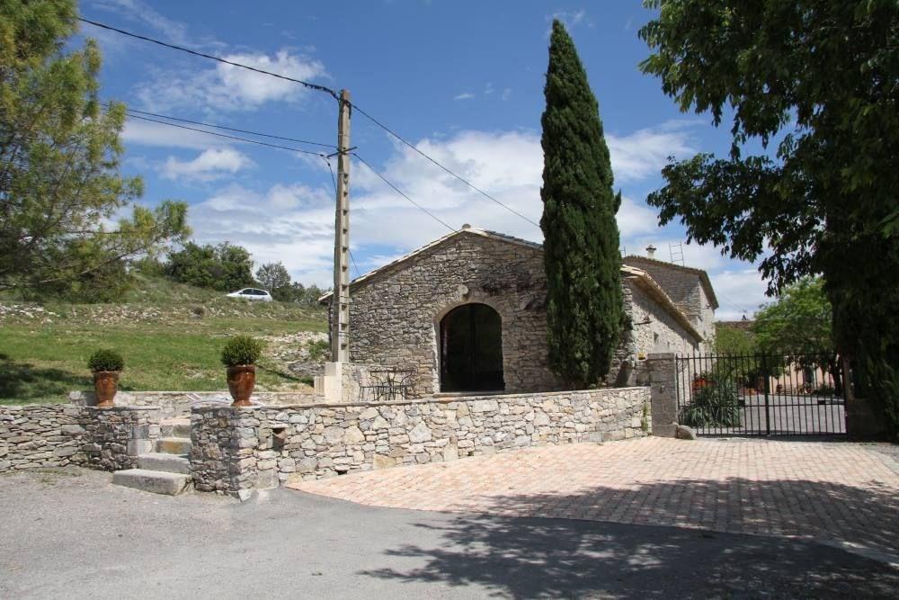 Maison Méditerranéenne au coeur de la campagne