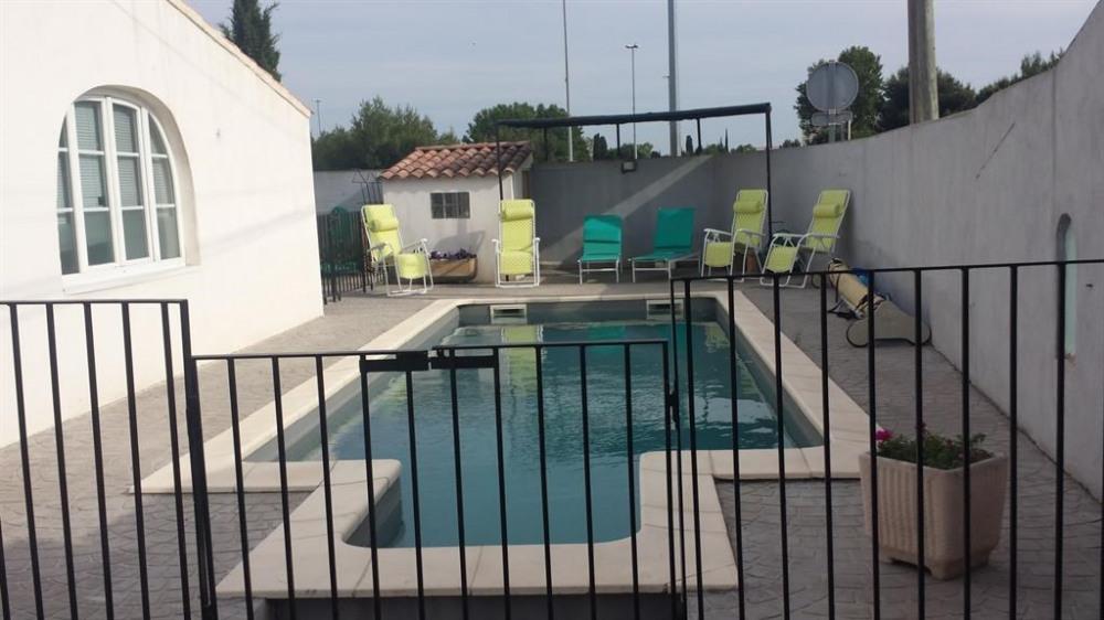 Villa pour 8 pers. avec piscine privée, Cavaillon