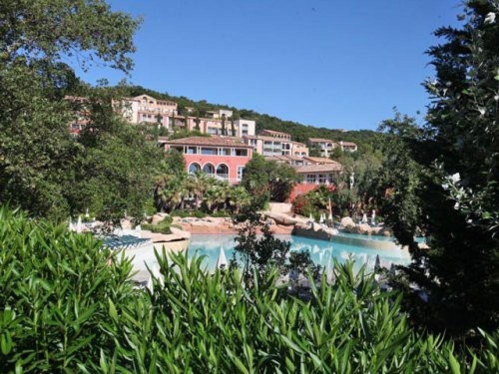 Résidence Les Restanques du Golfe de St-Tropez - Appartement 2 pièces 4/5 personnes Sélection