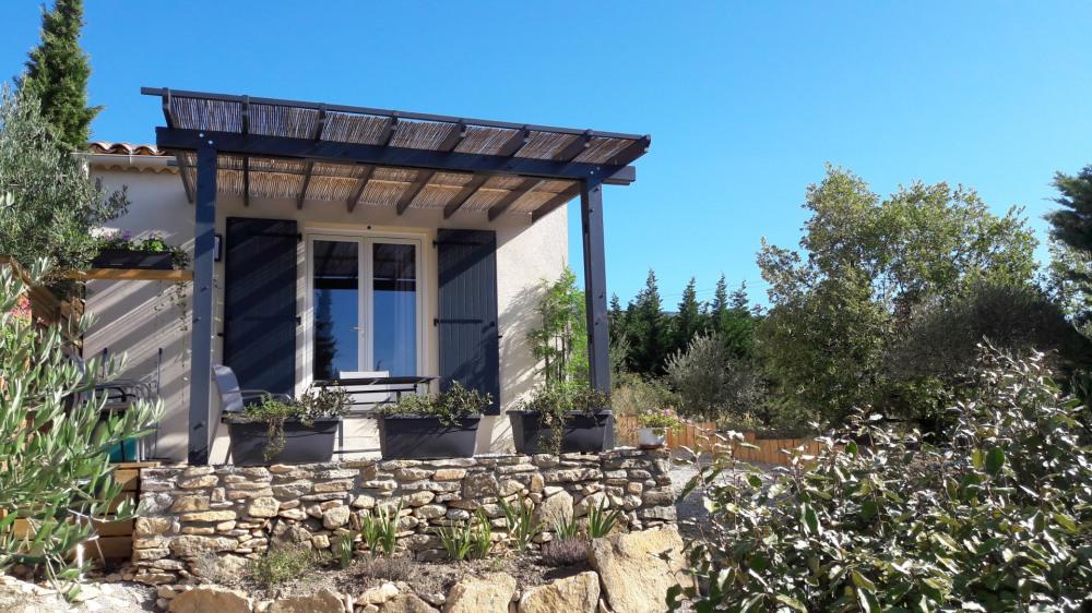 Location vacances Cruis -  Gite - 2 personnes - Barbecue - Photo N° 1