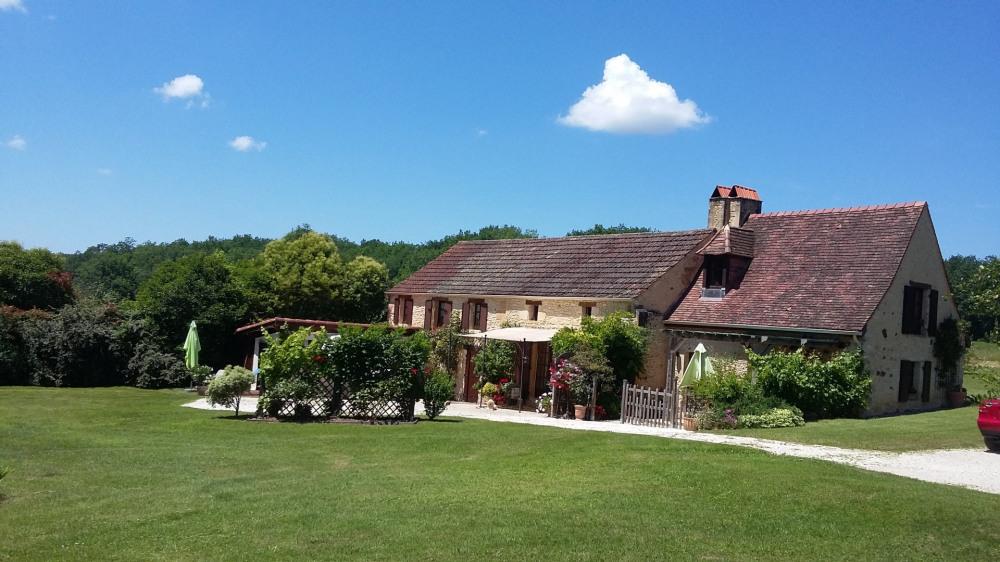 La Vieille Grange,  gite avec piscine, proximité de. SARLAT, - Saint Cyprien
