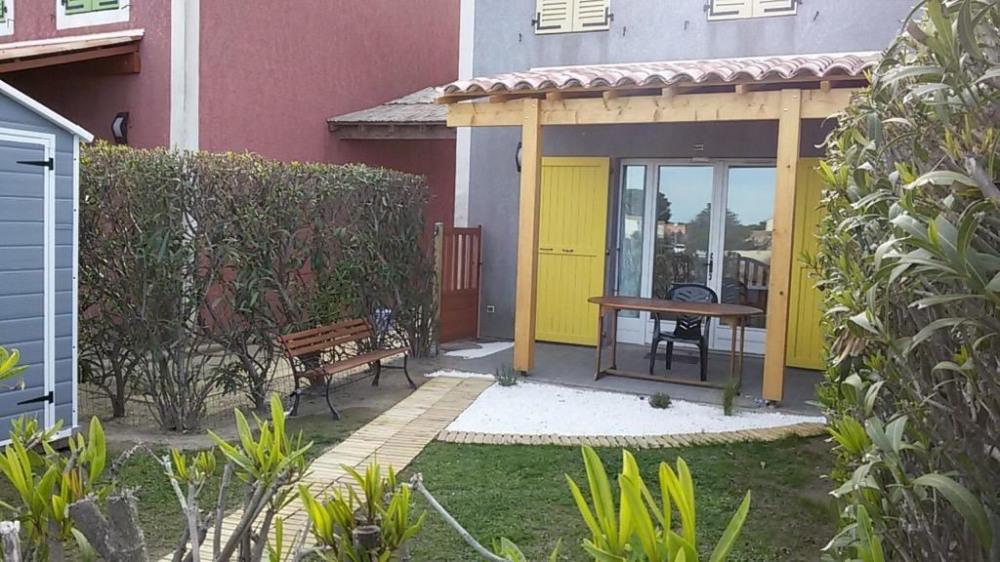 Villa pour 5 pers. avec piscine, Le Barcarès