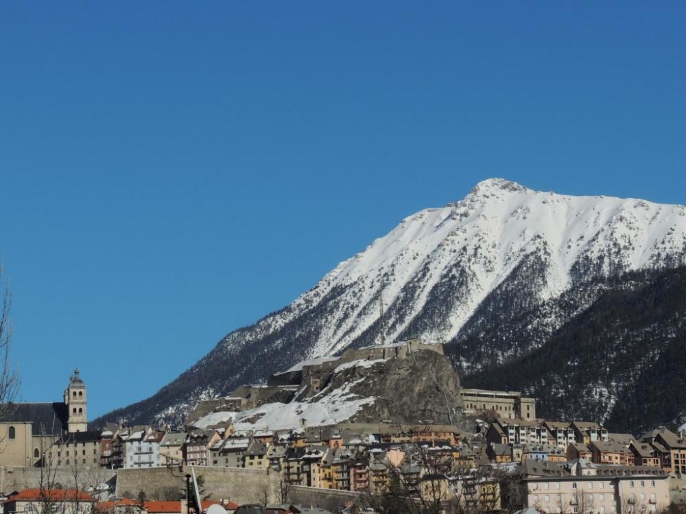 Mont Janus, vue du Balcon