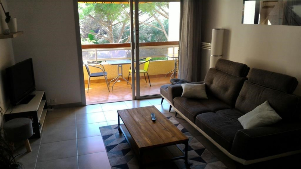 Appartement pour 3 pers. avec parking privé, Sanary-sur-Mer