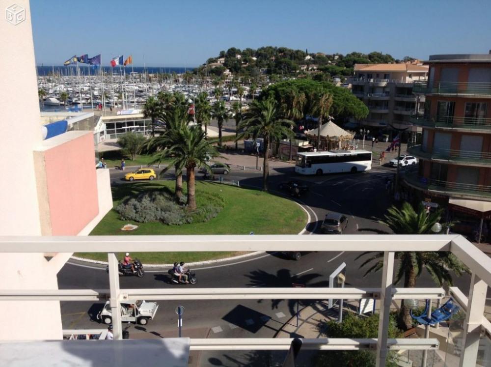 Appartement F2 avec vue mer