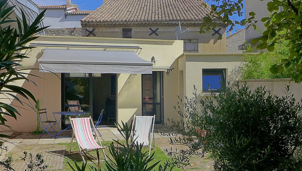 Holiday rentals Saint-Paul-Trois-Châteaux - House - 3 persons - BBQ - Photo N° 1