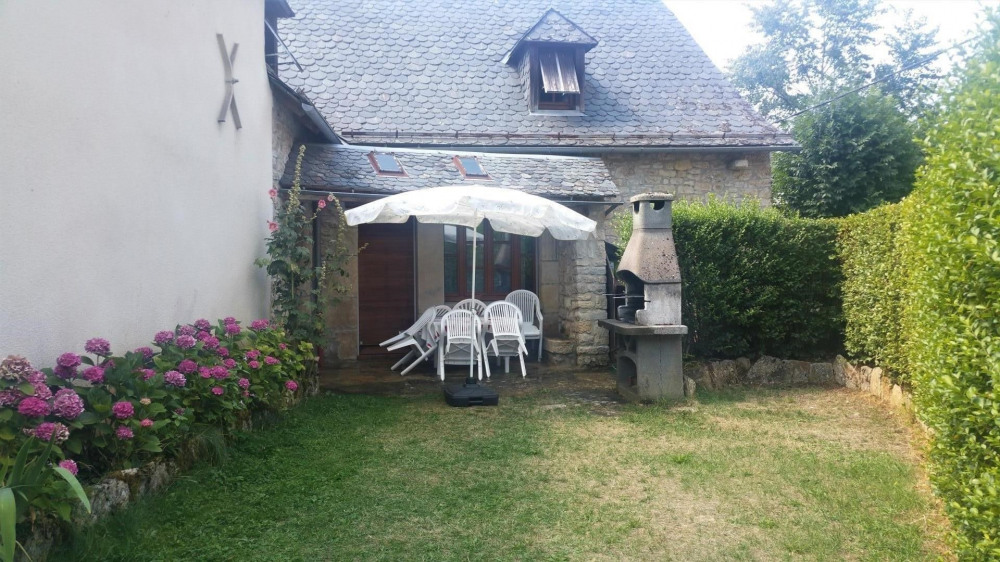 Location vacances Campagnac -  Gite - 8 personnes - Barbecue - Photo N° 1