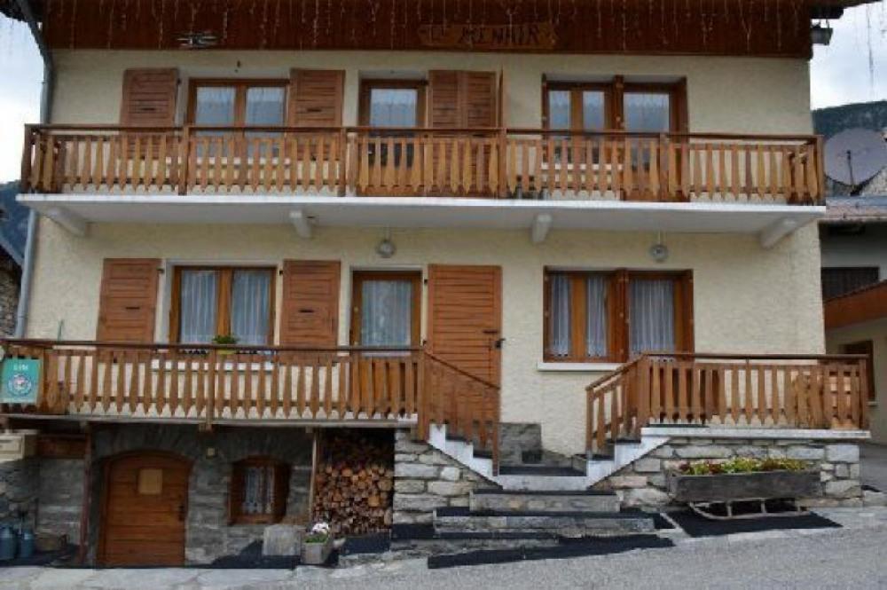 Gîte à Pralognan la Vanoise en Savoie en Rhône-Alpes proche du téléphérique du Mont Bochor