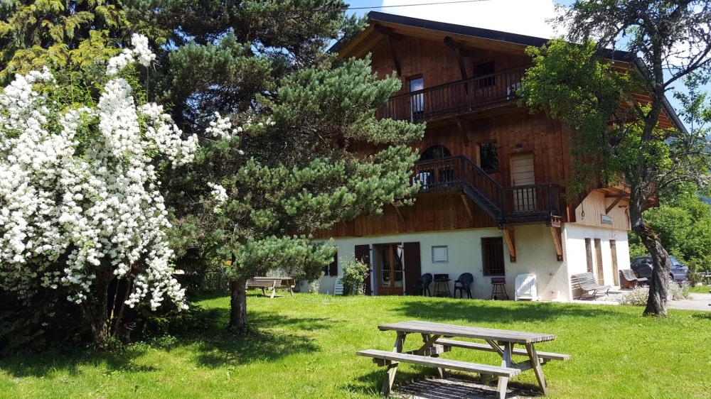 Location vacances Morillon -  Appartement - 8 personnes - Barbecue - Photo N° 1