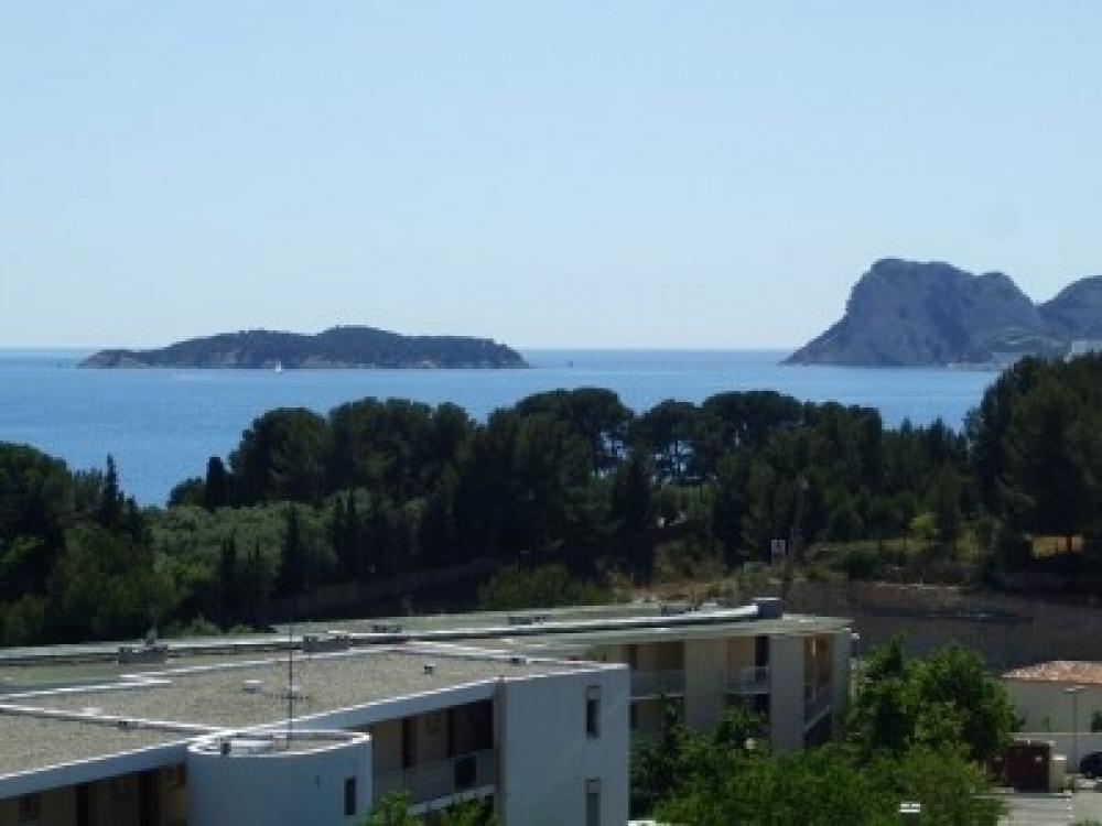 location vacances appartement T2 label 2 étoiles à La Ciotat - La Ciotat