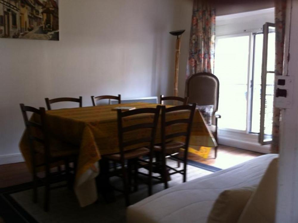 Appartement t3 85 m2 dans villa avec jardin ax les thermes ax les thermes 0 - Canape lit 2 personnes ...