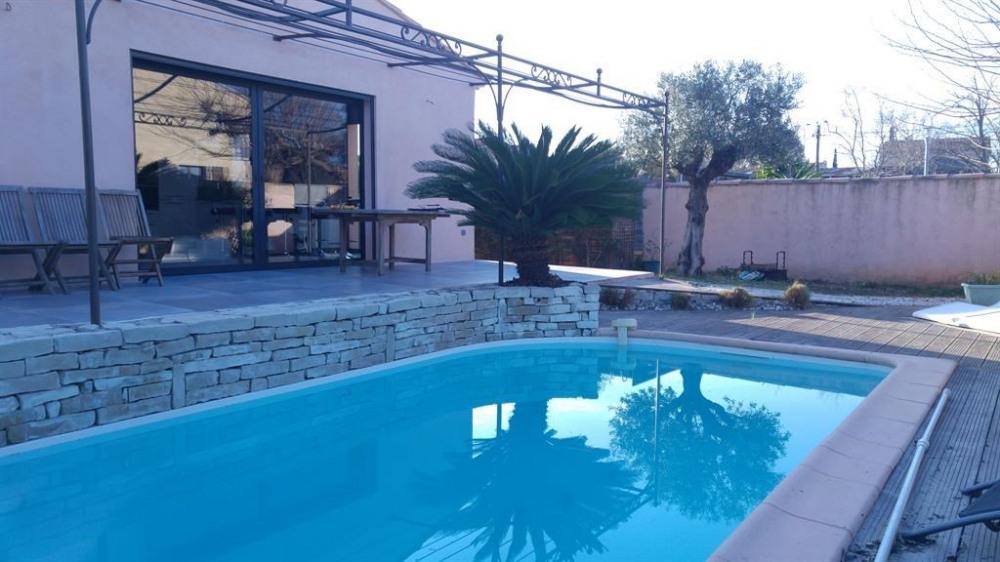 Villa pour 6 pers. avec piscine privée, La Seyne-sur-Mer