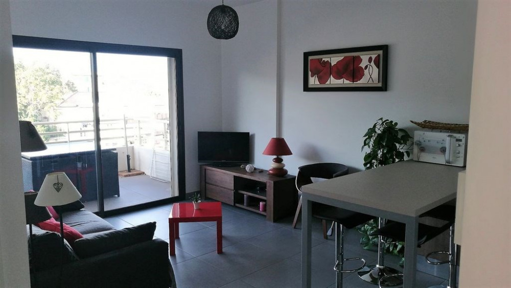 Location vacances Propriano -  Appartement - 2 personnes - Barbecue - Photo N° 1