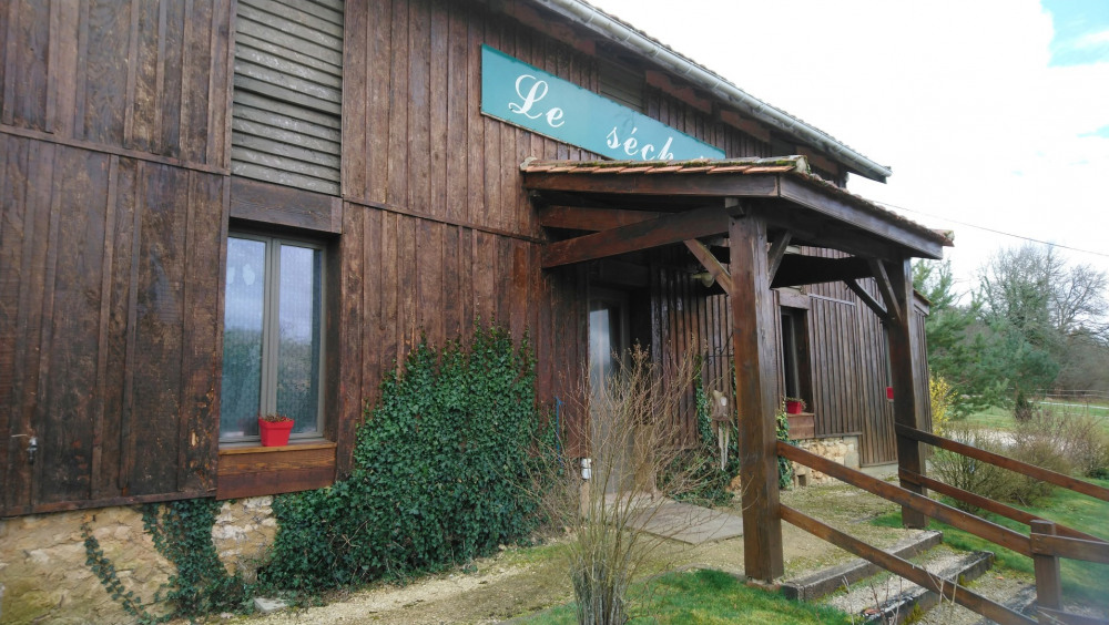 cottage with pool for 6 to 8 people - Sainte-Foy-de-Longas