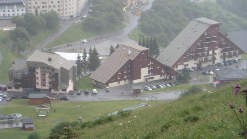 Le Grand Pic  immeuble de droite