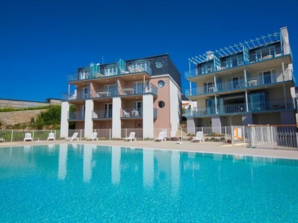 Pierre & Vacances, Le Phare de Trescadec - Appartement 2/3 pièces 6/7 personnes Standard