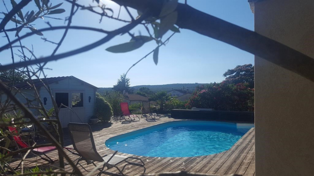 Holiday rentals Ruoms - House - 4 persons - BBQ - Photo N° 1