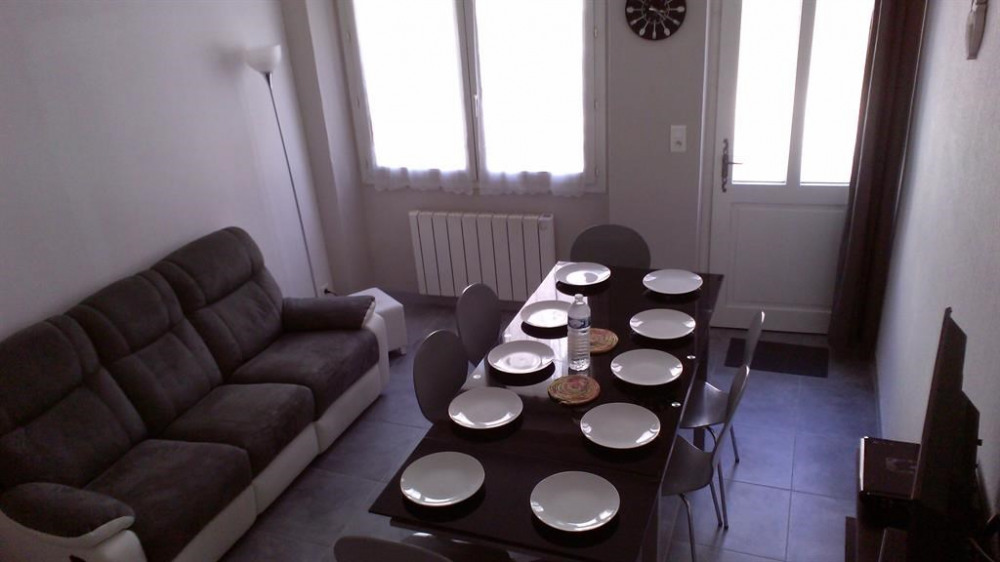 Holiday rentals Ax-les-Thermes - House - 10 persons - BBQ - Photo N° 1