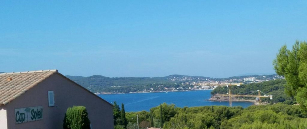 Appartement pour 4 pers. avec piscine, Saint-Mandrier-sur-Mer