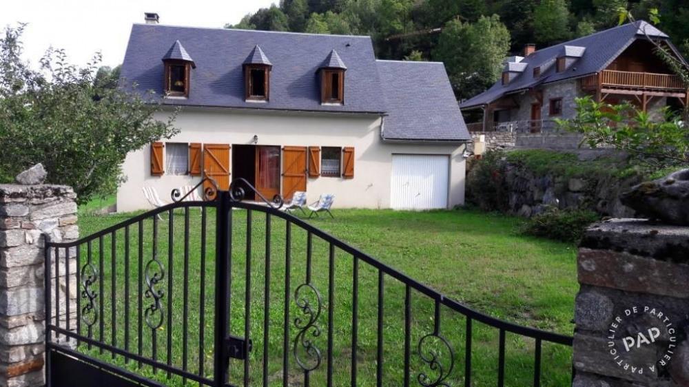 Location vacances Loudenvielle -  Maison - 7 personnes - Barbecue - Photo N° 1