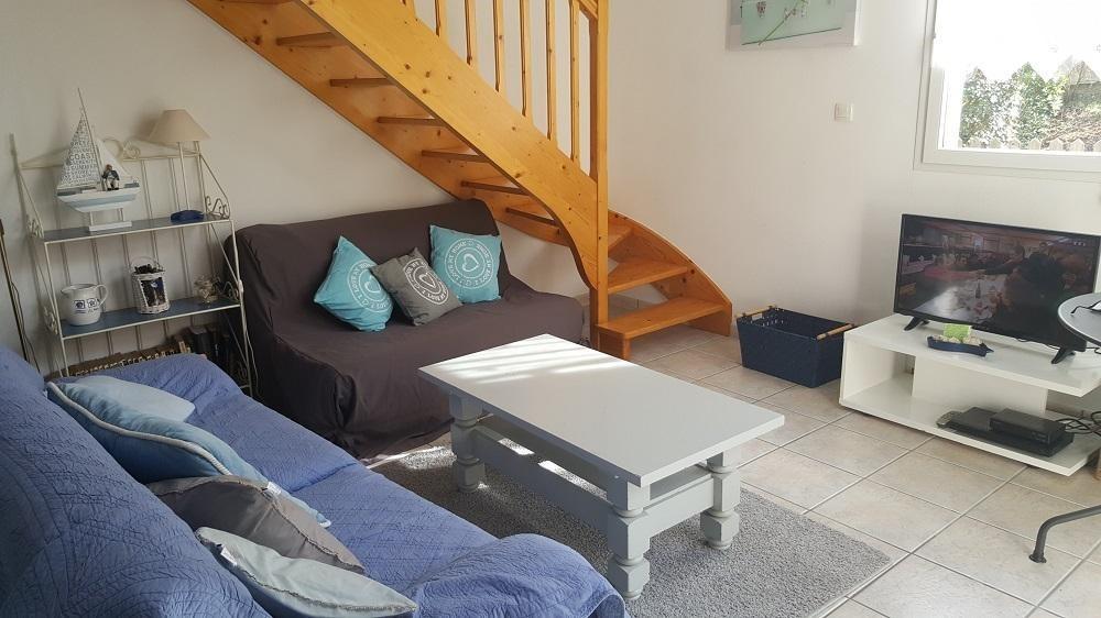 Maison pour 6 pers. avec parking privé, Longeville-sur-Mer