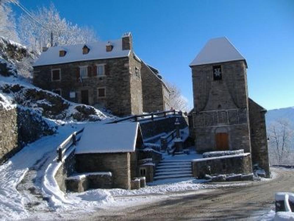 Gite saint lary soulan pour 12 personnes 140m2 90549622 seloger vacances - Restaurant la grange saint lary ...