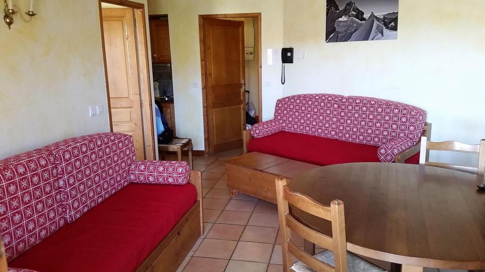 Appartement Balcons de Val Thorens 651 Chalet 6