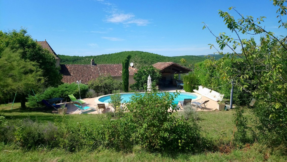 Holiday rentals Cahors - House - 10 persons - BBQ - Photo N° 1