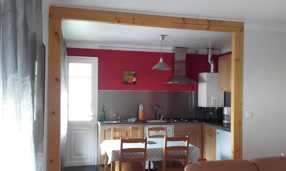 Holiday rentals Pierrefitte-Nestalas - Apartment - 4 persons - Television - Photo N° 1