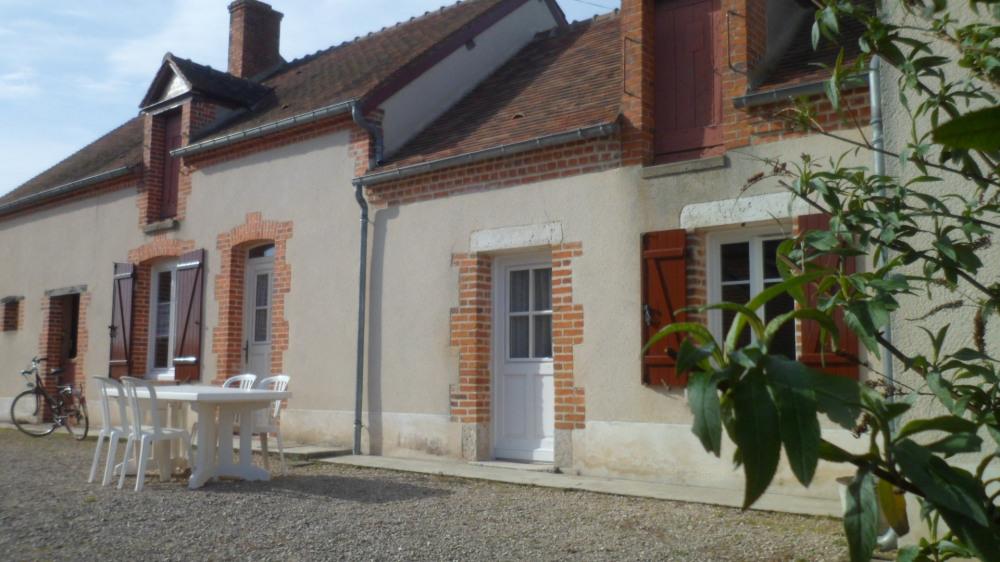 Location vacances Fontaines-en-Sologne -  Gite - 4 personnes - Barbecue - Photo N° 1