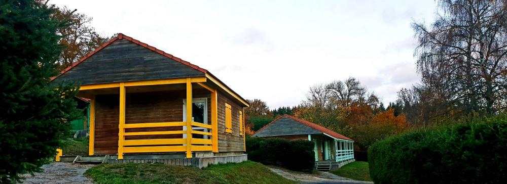 Ferienwohnungen Blavignac - Hütte - 6 Personen - Grill - Foto Nr. 1