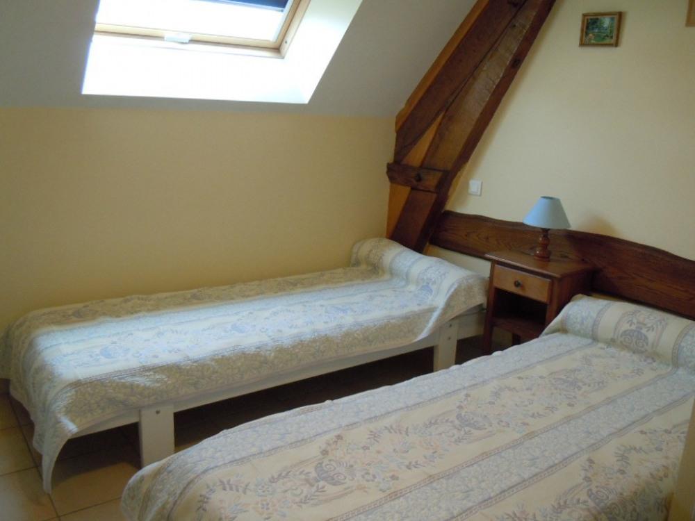 chambre n° 3 de l'étage