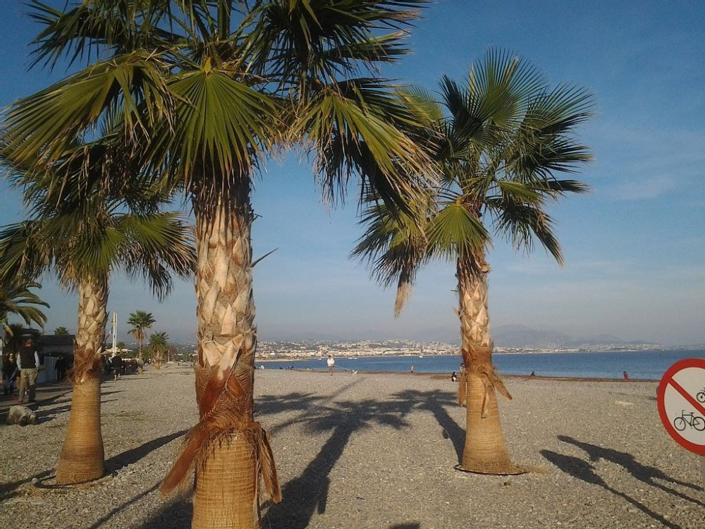 plage - Villeneuve Loubet plage