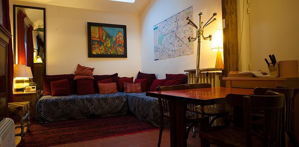 Location vacances Paris 18e Arrondissement -  Appartement - 4 personnes - Chaîne Hifi - Photo N° 1