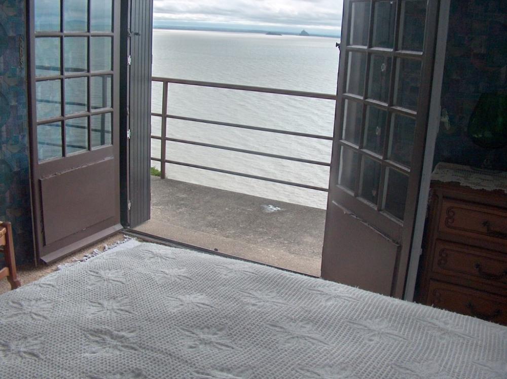 1ere chambre avec vue sur mer