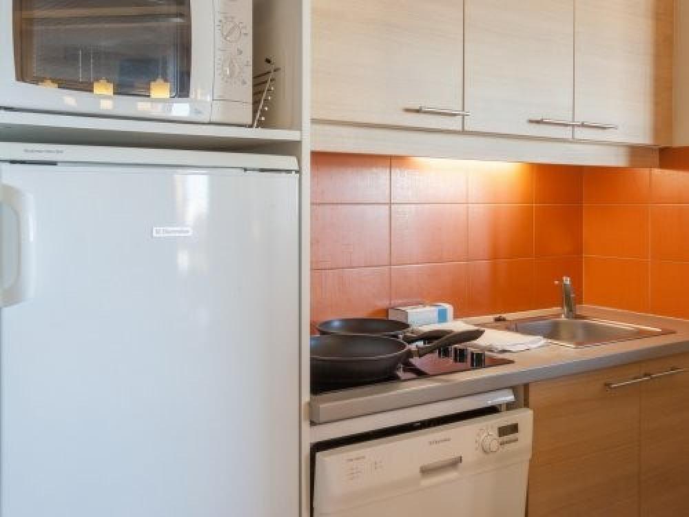 Résidence Les Gémeaux - Appartement 2 pièces 3/4 personnes Standard